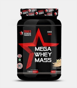 Mega Whey Mass